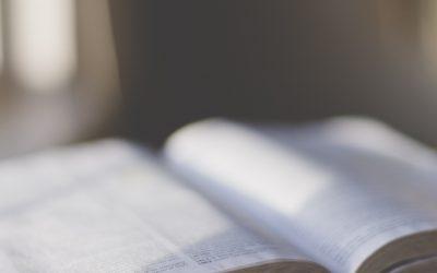 Bibelsamtal – börjar 16/9